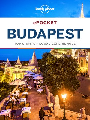 cover image of Lonely Planet Pocket Budapest