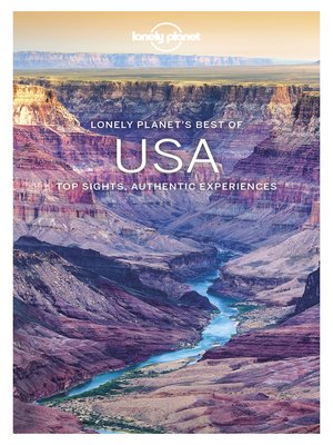 cover image of Lonely Planet Best of USA