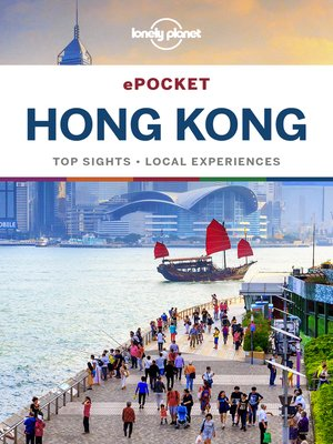cover image of Lonely Planet Pocket Hong Kong