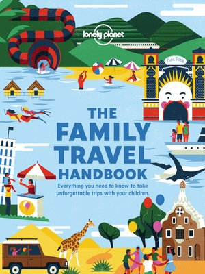 cover image of The Family Travel Handbook