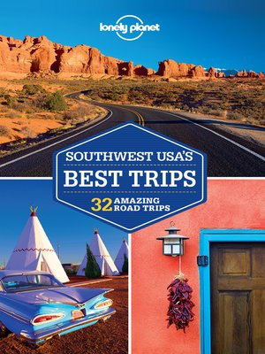 cover image of Southwest USA's Best Trips