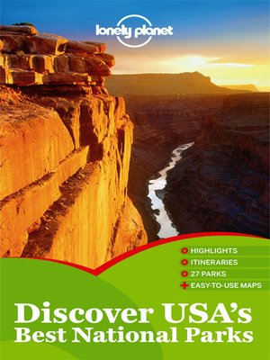 cover image of Discover USA's Best National Parks
