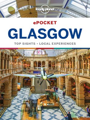 cover image of Lonely Planet Pocket Glasgow