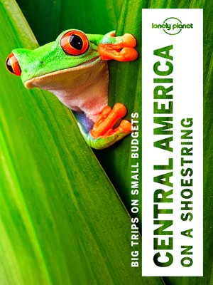 cover image of Central America on a Shoestring Travel Guide