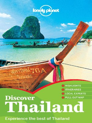 cover image of Discover Thailand