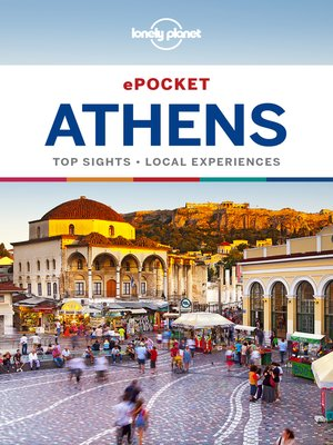 cover image of Lonely Planet Pocket Athens