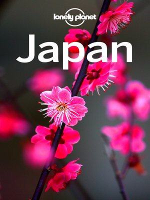 cover image of Lonely Planet Japan