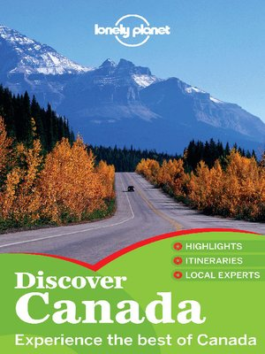 cover image of Discover Canada