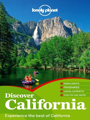 cover image of Discover California