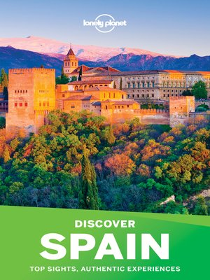 cover image of Lonely Planet Discover Spain