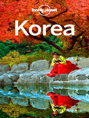 cover image of Lonely Planet Korea