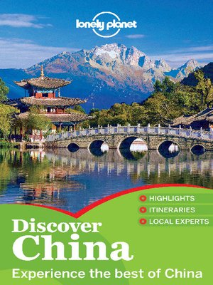 cover image of Discover China