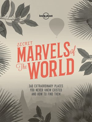 cover image of Secret Marvels of the World