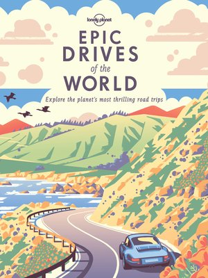cover image of Epic Drives of the World