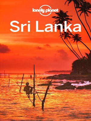 cover image of Sri Lanka Travel Guide
