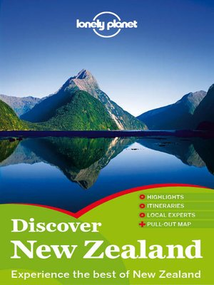 cover image of Discover New Zealand