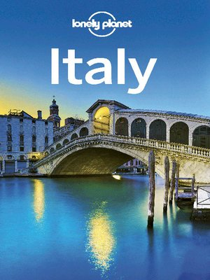 cover image of Italy – Guidebook