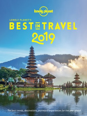 cover image of Lonely Planet's Best in Travel 2019