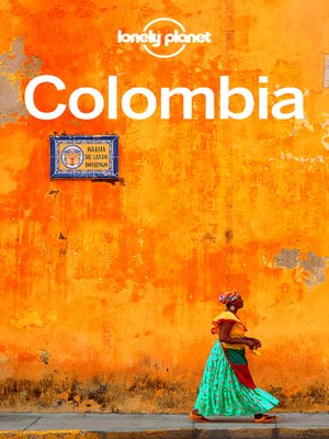 cover image of Colombia Travel Guide