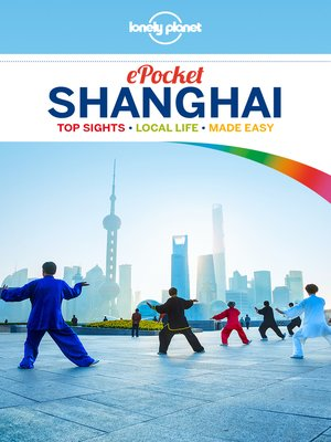 cover image of Lonely Planet Pocket Shanghai