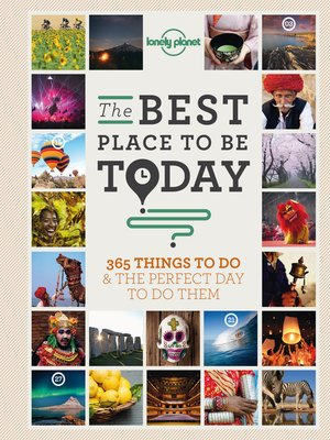 cover image of Best Place to be Today