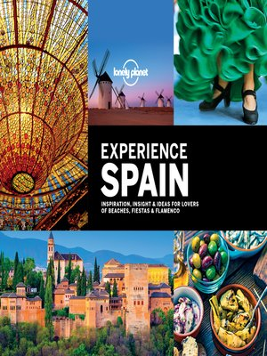cover image of Lonely Planet Experience Spain