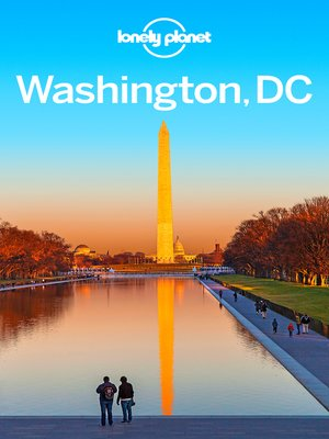 cover image of Lonely Planet Washington, DC