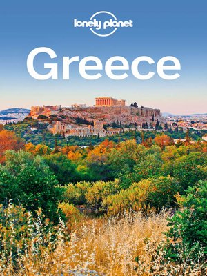 cover image of Greece Travel Guide