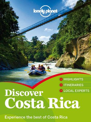 cover image of Discover Costa Rica Travel Guide