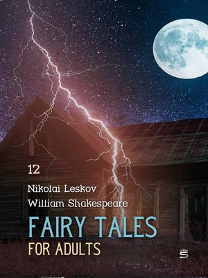 cover image of Fairy Tales for Adults, Volume 12