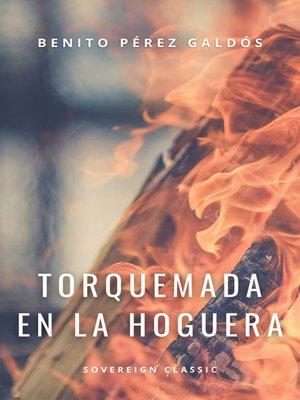 cover image of Torquemada en la hoguera