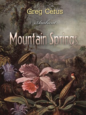 cover image of Mountain Springs