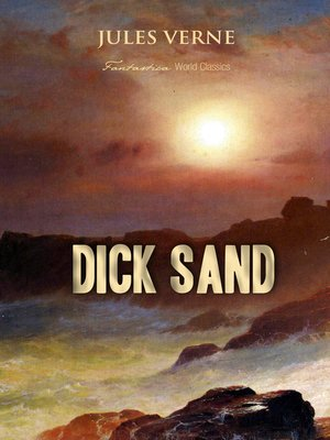 cover image of Dick Sand