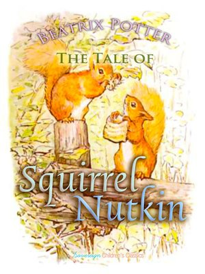 cover image of The Tale of Squirrel Nutkin