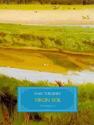 cover image of Virgin Soil