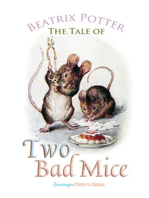 cover image of The Tale of Two Bad Mice