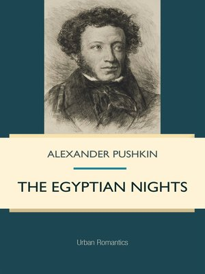 cover image of The Egyptian Nights