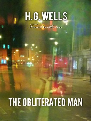 cover image of The Obliterated Man