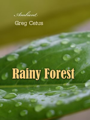 cover image of Rainy Forest