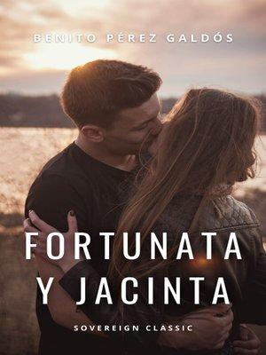 cover image of Fortunata y Jacinta