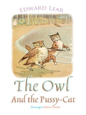 cover image of The Owl and the Pussy-Cat