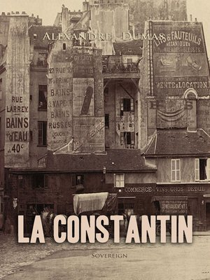 cover image of La Constantin