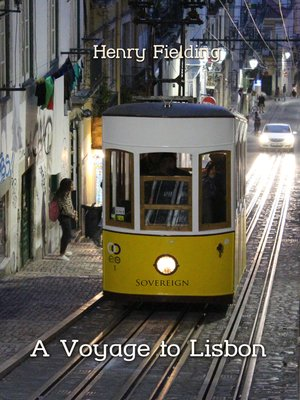 cover image of A Voyage to Lisbon