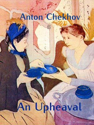 cover image of An Upheaval