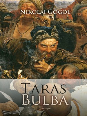 cover image of Taras Bulba (Тарас Бульба)