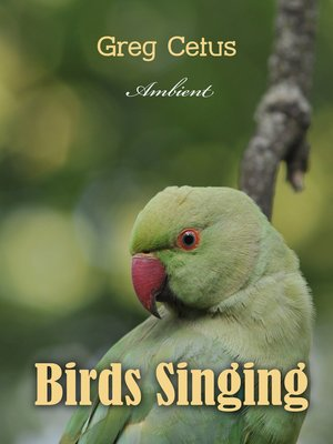 cover image of Birds Singing