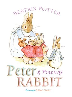 cover image of Peter Rabbit and Friends