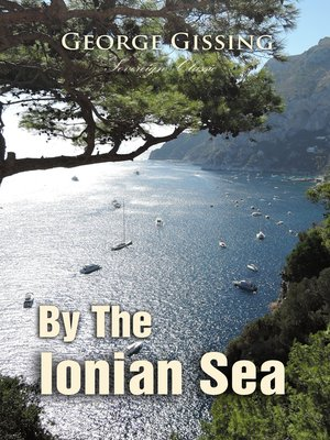 cover image of By the Ionian Sea