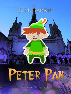cover image of Peter Pan