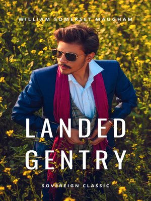 cover image of Landed Gentry